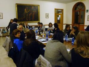 Cena conversazioni in compagnia novembre 2015