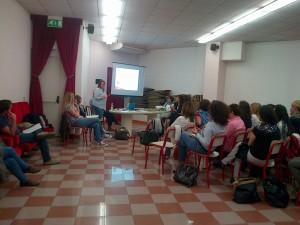 incontro con Sabrina Bosio welfare sussidiario Conversazioni in Compagnia